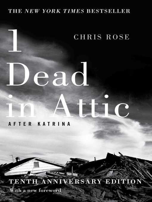 Title details for 1 Dead in Attic by Chris Rose - Wait list