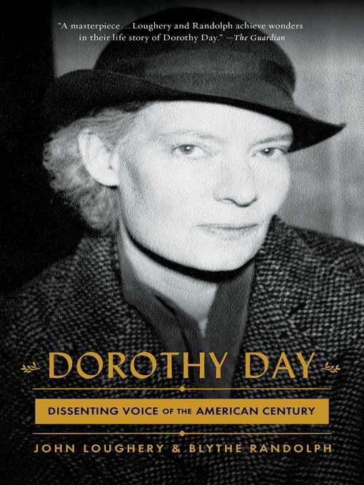 Title details for Dorothy Day by John Loughery - Wait list