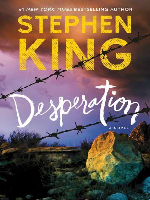 Title details for Desperation by Stephen King - Wait list