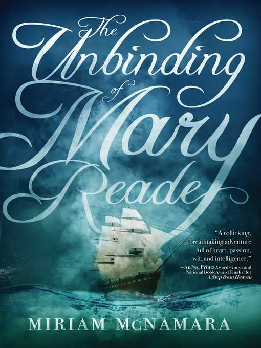 Cover of The Unbinding of Mary Reade