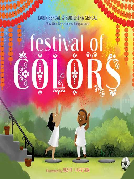 Title details for Festival of Colors by Surishtha Sehgal - Available