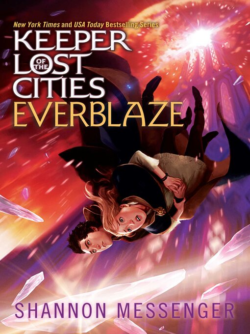 Title details for Everblaze by Shannon Messenger - Wait list