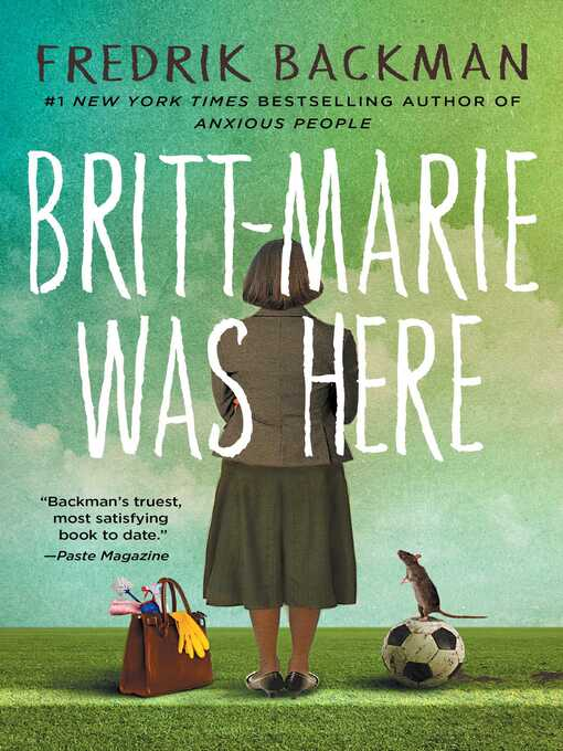 Title details for Britt-Marie Was Here by Fredrik Backman - Available