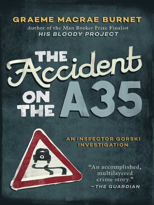 Cover of The Accident on the A35