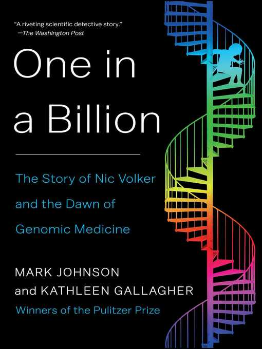 Title details for One in a Billion by Mark Johnson - Available