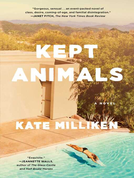 Title details for Kept Animals by Kate Milliken - Available
