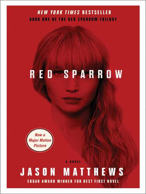 Title details for Red Sparrow by Jason Matthews - Available