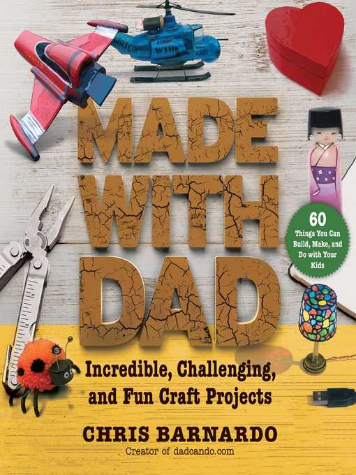 Title details for Made with Dad by Chris Barnardo - Wait list