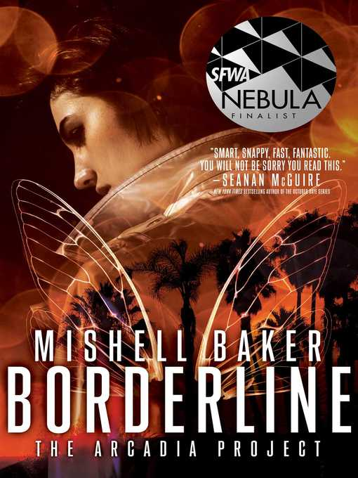 Title details for Borderline by Mishell Baker - Wait list