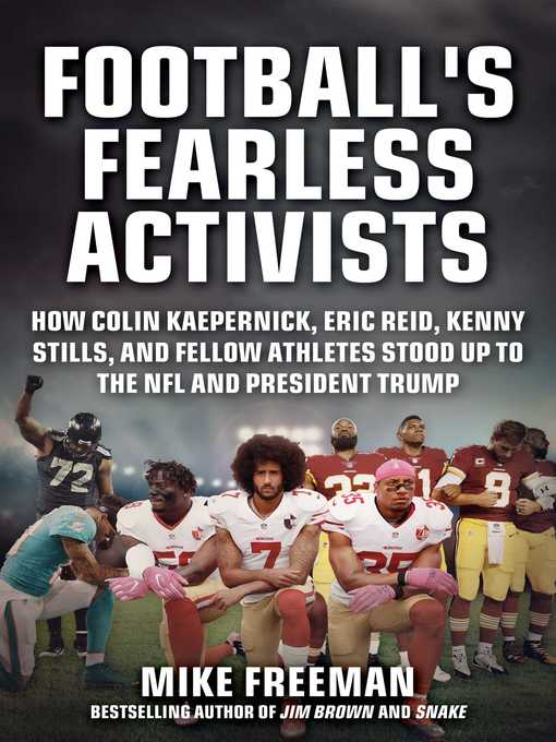 Title details for Football's Fearless Activists by Mike Freeman - Available
