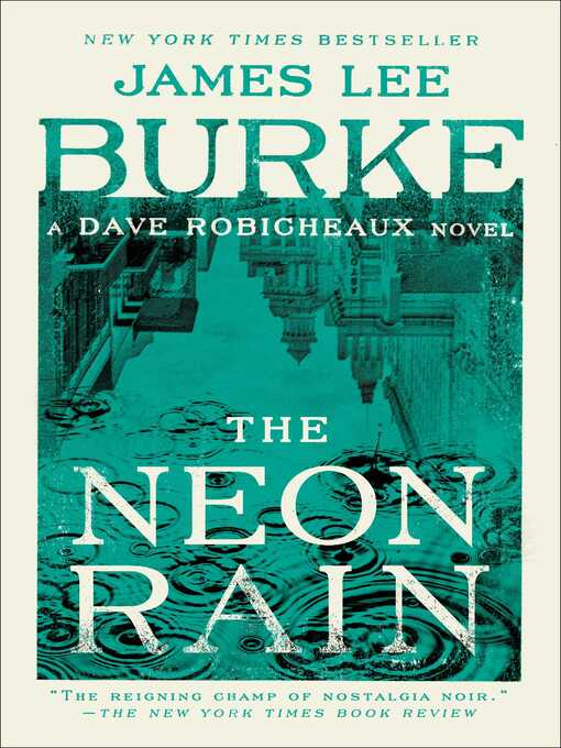 Title details for The Neon Rain by James Lee Burke - Available