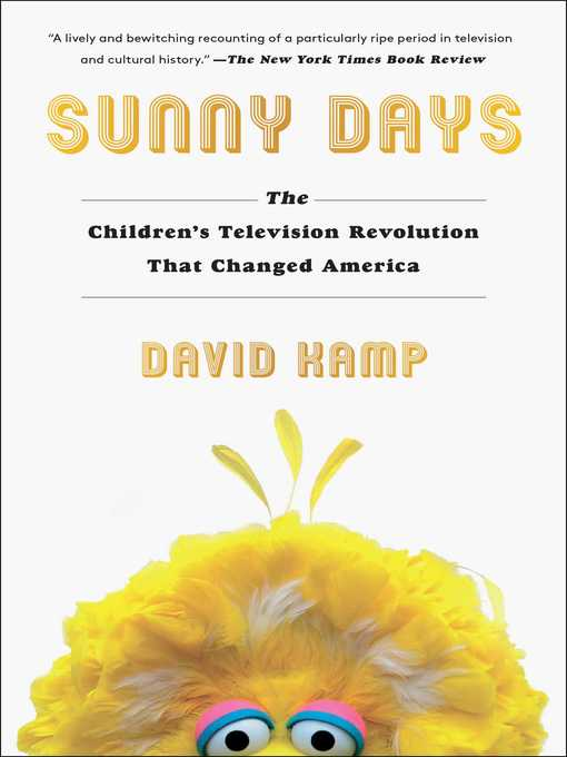 Title details for Sunny Days by David Kamp - Wait list