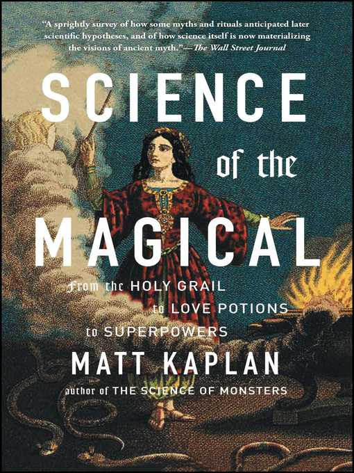 Title details for Science of the Magical by Matt Kaplan - Wait list