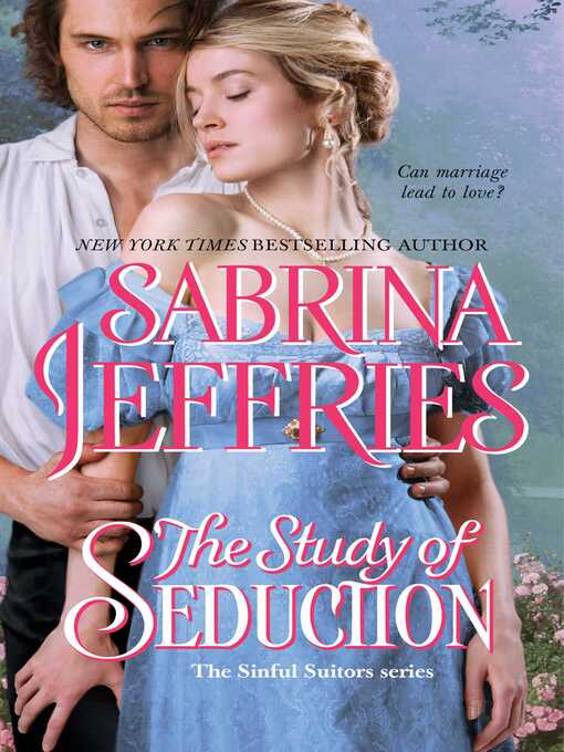 Title details for The Study of Seduction by Sabrina Jeffries - Wait list