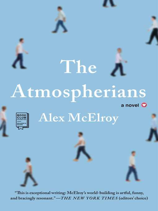 Title details for The Atmospherians by Alex McElroy - Available