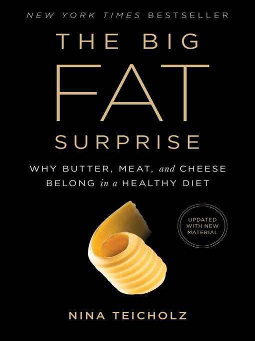 Cover of The Big Fat Surprise