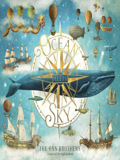 Title details for Ocean Meets Sky by Terry Fan - Available