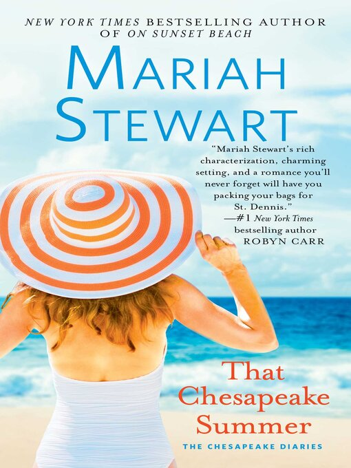 Title details for That Chesapeake Summer by Mariah Stewart - Available