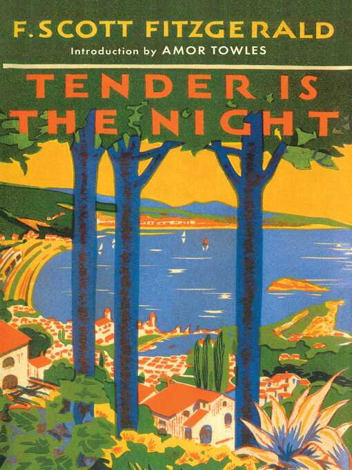 Title details for Tender is the Night by F. Scott Fitzgerald - Wait list