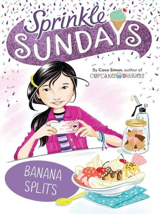Title details for Banana Splits by Coco Simon - Wait list