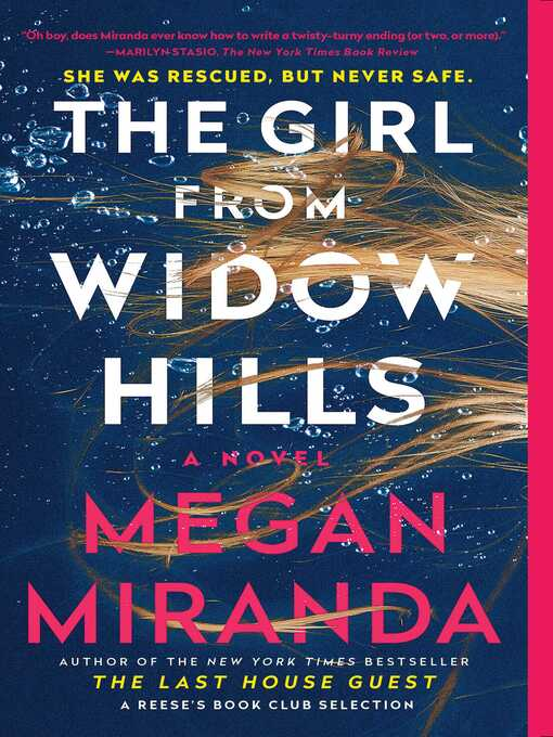 Title details for The Girl from Widow Hills by Megan Miranda - Wait list