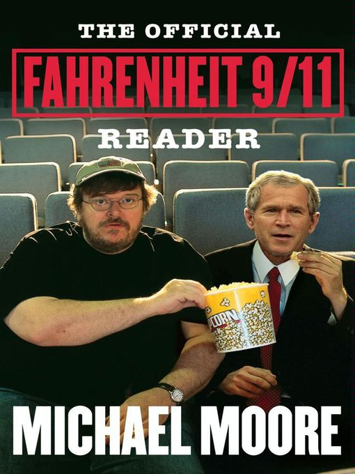 Cover of The  Official Fahrenheit 9/11 Reader