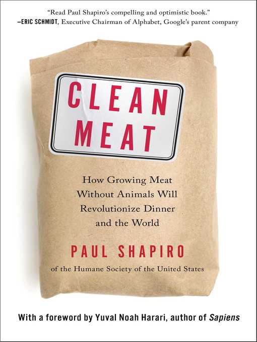 Title details for Clean Meat by Paul Shapiro - Wait list