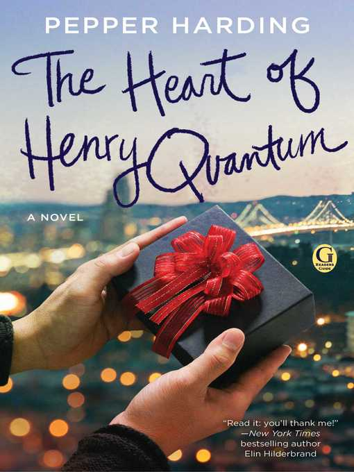 Cover of The Heart of Henry Quantum