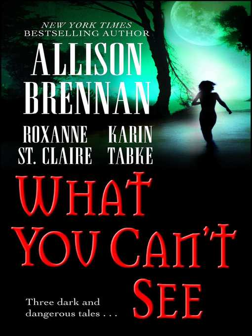 Cover of What You Can't See