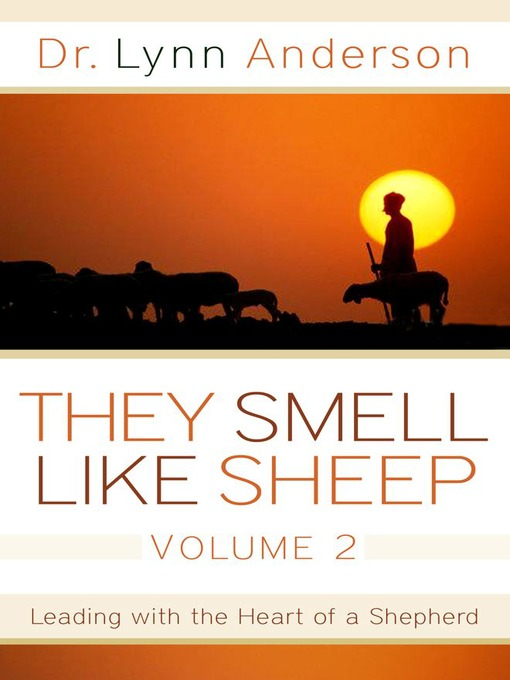 Title details for They Smell Like Sheep, Volume 2 by Dr. Lynn Anderson - Available