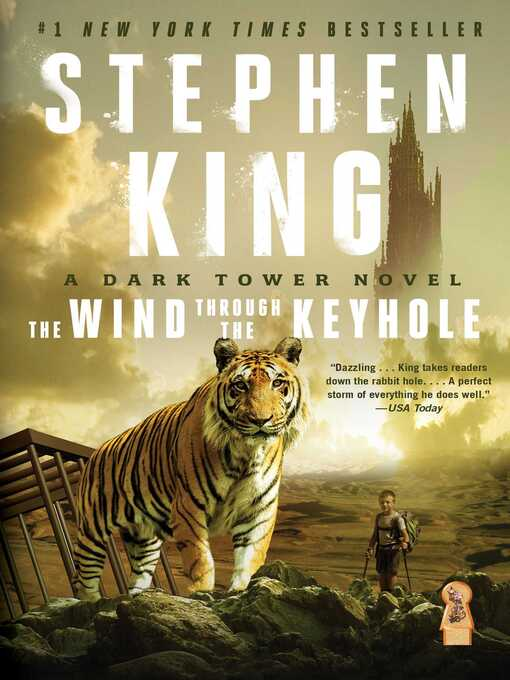 Cover of The Wind Through the Keyhole