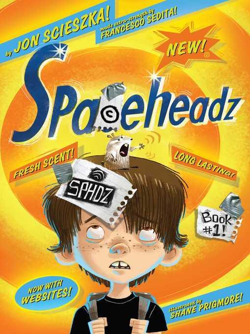 Title details for SPHDZ Book #1! by Jon Scieszka - Wait list