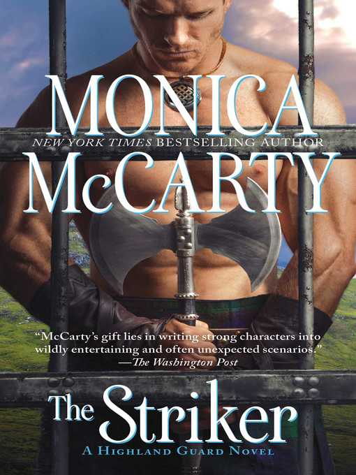 Title details for The Striker by Monica McCarty - Wait list