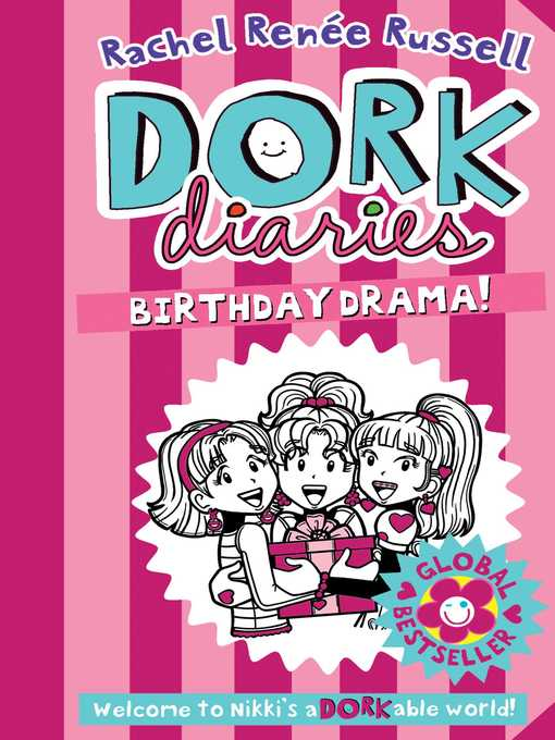Title details for Birthday Drama! by Rachel Renee Russell - Wait list