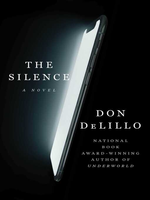 Title details for The Silence by Don DeLillo - Wait list