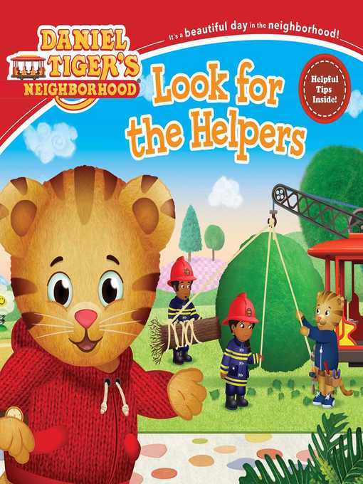 Title details for Look for the Helpers by Alexandra Cassel - Wait list