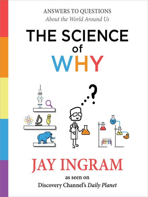 Cover of The Science of Why