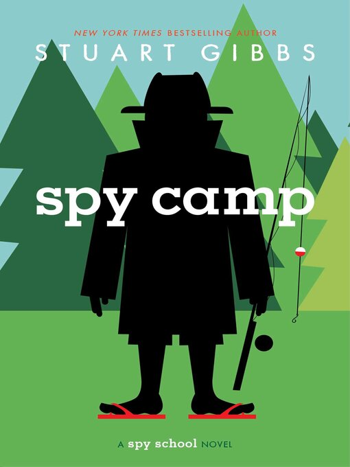 Title details for Spy Camp by Stuart Gibbs - Wait list