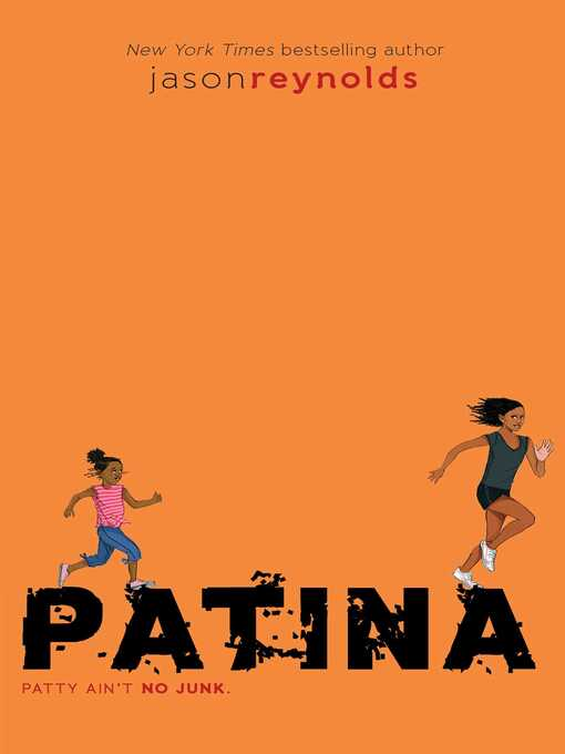 Title details for Patina by Jason Reynolds - Available
