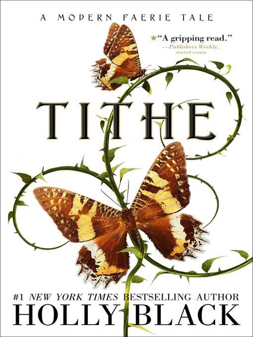 Title details for Tithe by Holly Black - Wait list