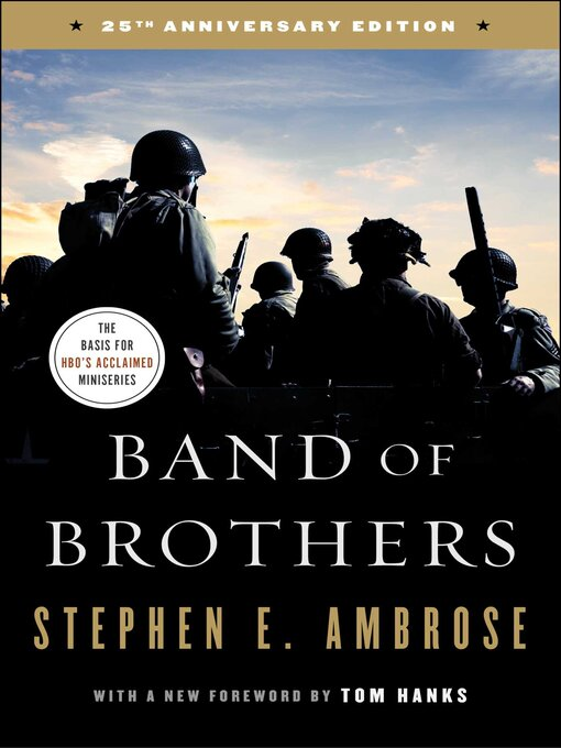 Title details for Band of Brothers by Stephen E. Ambrose - Wait list