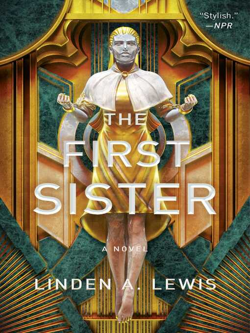 Title details for The First Sister by Linden A. Lewis - Available