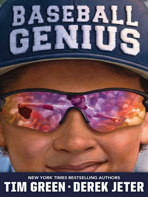 Cover of Baseball Genius