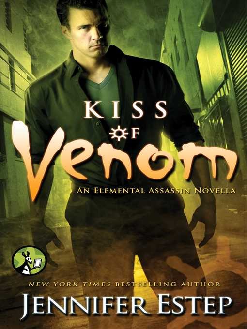 Title details for Kiss of Venom by Jennifer Estep - Available