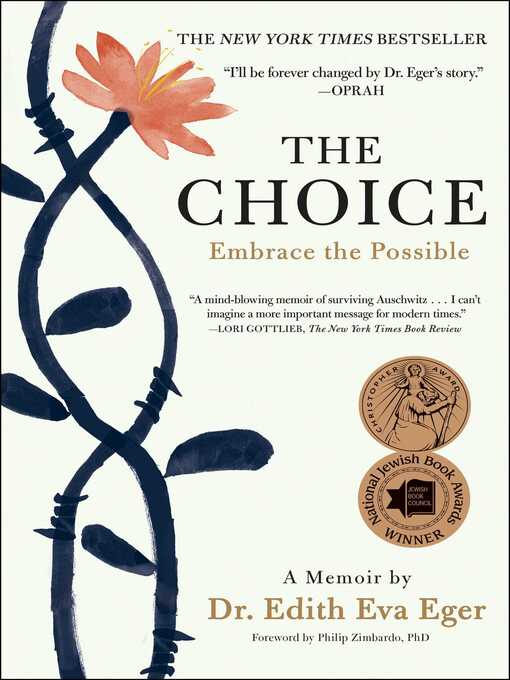 Title details for The Choice by Edith Eva Eger - Wait list