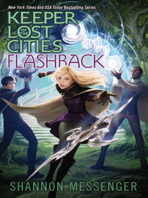 Title details for Flashback by Shannon Messenger - Wait list