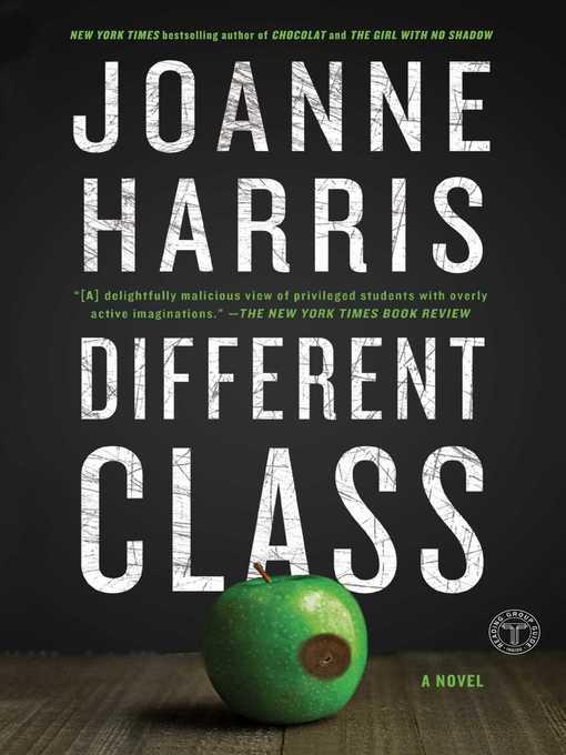 Title details for Different Class by Joanne Harris - Wait list