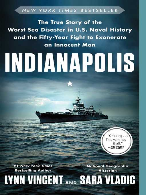 Title details for Indianapolis by Lynn Vincent - Wait list