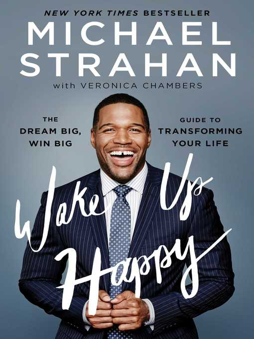 Title details for Wake Up Happy by Michael Strahan - Wait list