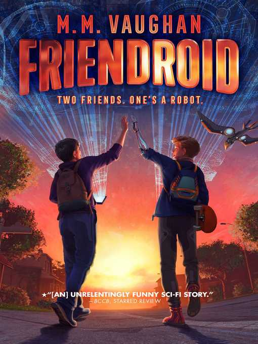 Title details for Friendroid by M.M. Vaughan - Available